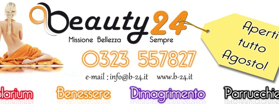 Beauty24 Missione Bellezza Sempre