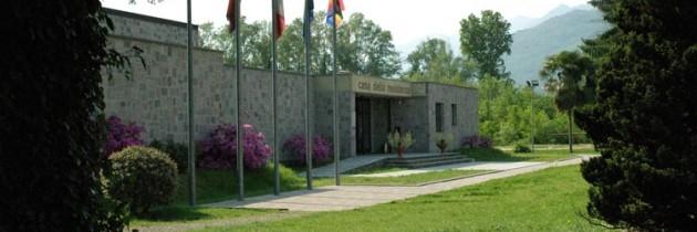Verbania: casa della resistenza e il parco della memoria
